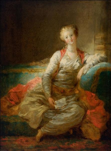 """Quel peintre français du XVIIIe a réalisé """"Sultane sur une ottomane"""" ?"""