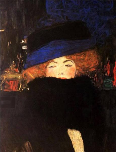 """Qui a peint """"Femme rousse au chapeau"""" ?"""