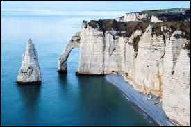 Comment se nomme ce lieu remarquable situé en Normandie ?
