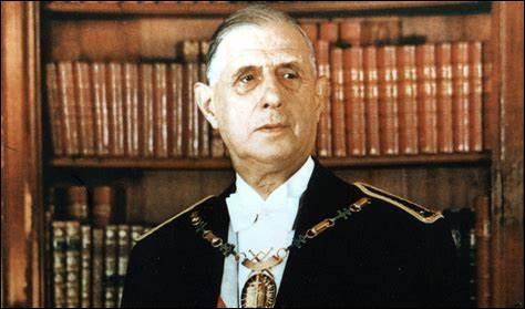 Quelle citation en rapport avec le nationalisme n'est pas une citation du général de Gaulle ?
