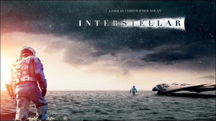 """""""Interstellar"""" est le titre d'un film interprété par Matt Damon."""