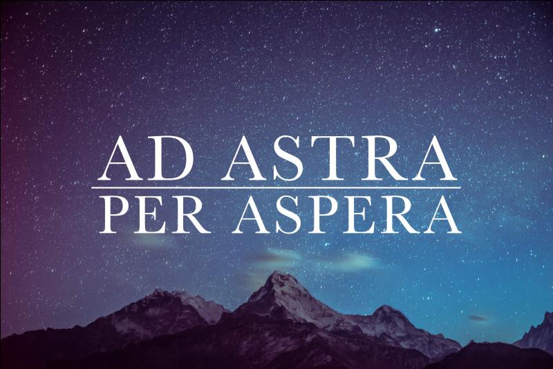 """""""Ad Astra"""" est un long-métrage interprété par Tom Cruise."""