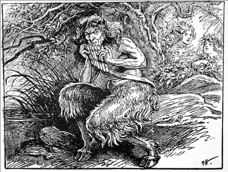Mythologie : quelle est l'espèce de Pan, célèbre joueur de flûte ?