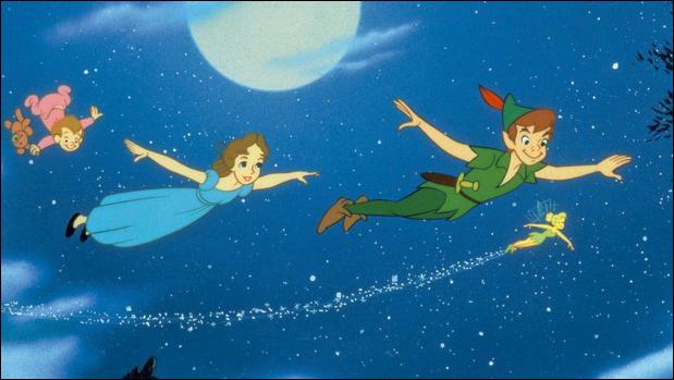 Littérature : sur l'image, vous pouvez voir l'adaptation d'un célèbre livre, en film de Disney. Qui est l'auteur de ce roman ?
