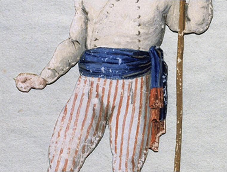 Argot : lequel de ces mots n'est pas utilisé pour dire pantalon ?