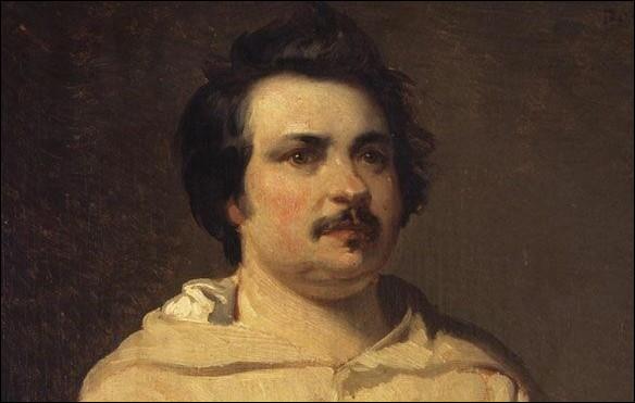 Il est l'auteur d'une production romanesque abondante, il carburait au café. Quel est cet écrivain auteur entre autres d'Eugénie Grandet ?