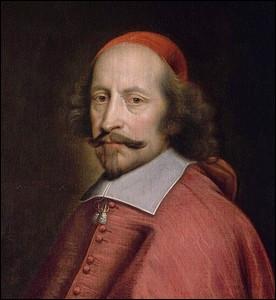 Quel est le prénom du cardinal Mazarin, d'origine italienne ?