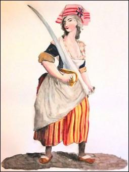 Quelle est cette révolutionnaire française qui opta pour l'armement des femmes ?