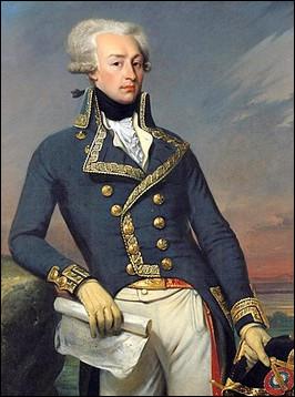 Nommé général à l'âge de 19 ans par George Washington, il joue un rôle décisif dans la guerre d'indépendance des États-Unis contre la Grande-Bretagne. Quel est le nom de cet acteur politique ?
