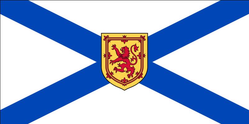 Quelle est la capitale de la Nouvelle-Écosse ?