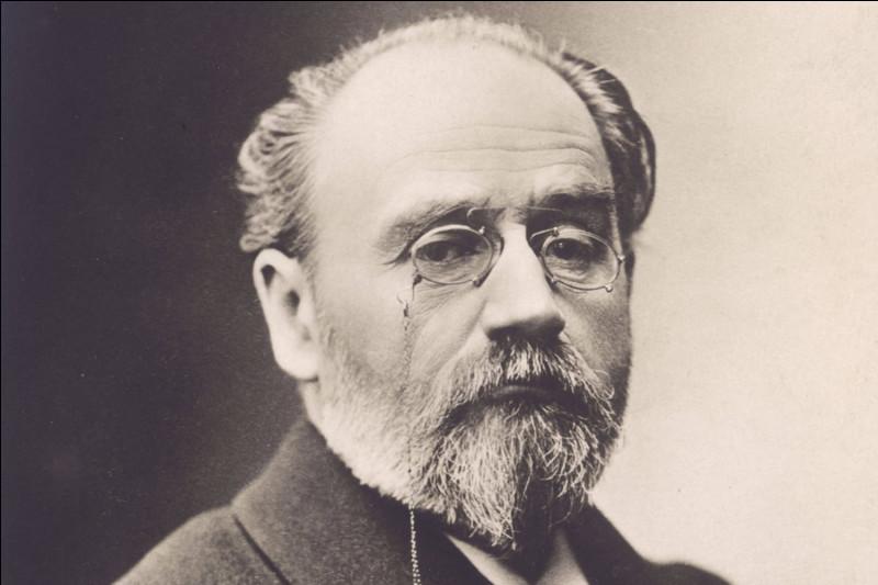 """Complétez le titre de ce roman d'Emile Zola publié en 1875 : """"La ... de l'abbé Mouret""""."""