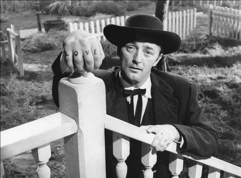 """Complétez le titre de ce film réalisé par Charles Laughton en 1955 : """"La ... du chasseur""""."""