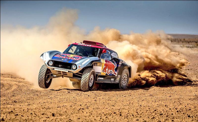 En quelle année eut lieu la première édition du rallye Paris-Dakar ?