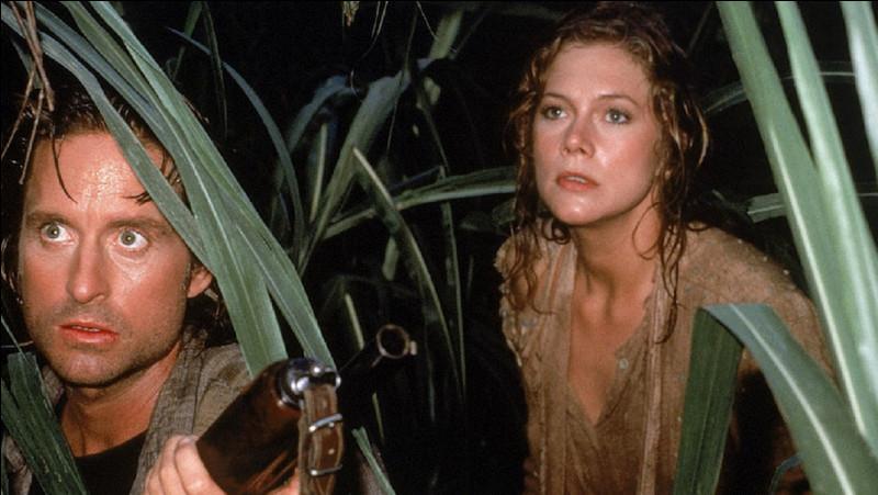 Complétez le titre du film d'aventure américain réalisé par Robert Zemeckis en 1984 : ''À la poursuite du diamant...''