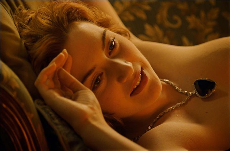 Quel est le nom du diamant que porte ''Rose'' (Kate Winslet) dans le film ''Titanic'' ?