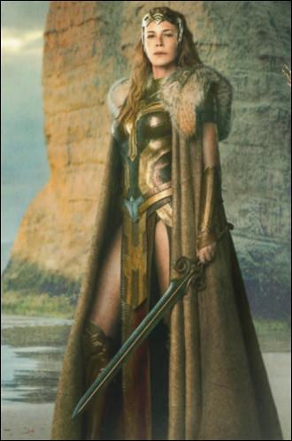 Reine des Amazones en Scythie, vaincue et tuée par Hercule. Qui est-elle ?