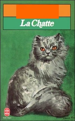 """Qui a écrit le roman """"La Chatte"""" (1933) ?"""
