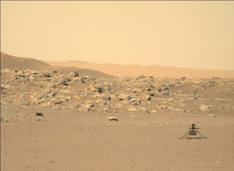 """Qui est l'auteur du roman """"Seul sur Mars"""" ?"""