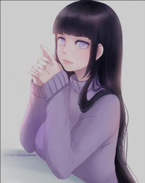 Qui est Hinata Hyûga ?