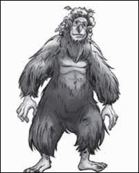 Quelle est cette créature dont le nom est souvent prononcé par Keefe ?