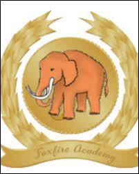 Le Mastodonte est l'emblème de quel niveau à Foxfire ?