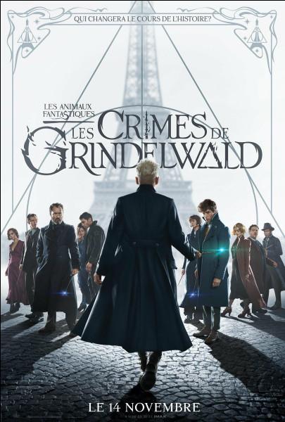 """Aimes-tu """"Les Crimes de Grindelwald"""" ?"""
