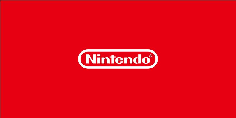 Nintendo est une entreprise…
