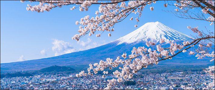Niveau difficile : quelle est la taille du mont Fuji, le mont du Japon ?