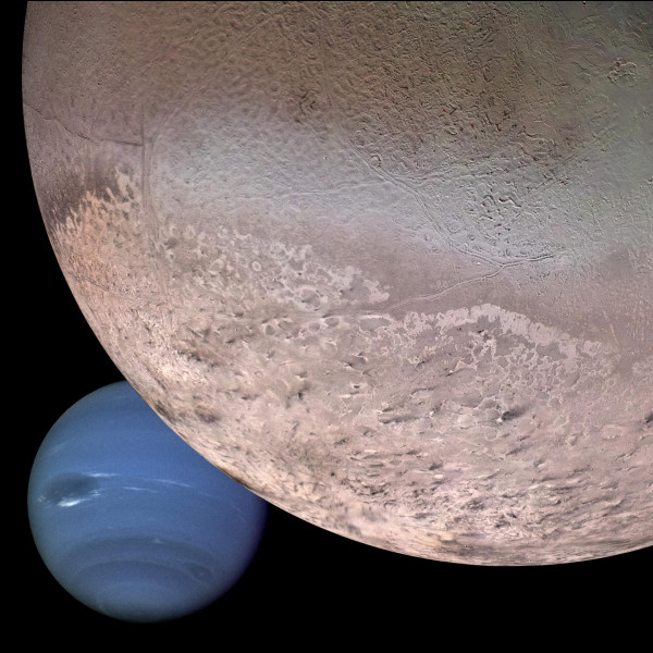 Les vents les plus puissants du système solaire soufflent sur la planète Neptune. Des astronomes ont relevé des vents dont la vitesse atteint 1800 km/h. Quelle est leur vitesse en mètres/seconde ?