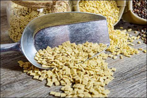 Et enfin, vous êtes sûrement peu à connaître ces pâtes, comment s'appellent-elles ?