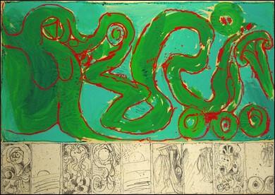 Fondateur du mouvement Cobra qui est cet artiste mêlant expressionnisme et surréalisme ?