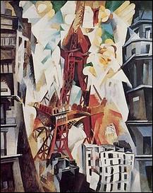 """Qui est l'auteur de """"Champs de Mars : La Tour rouge"""" en 1911 ?"""