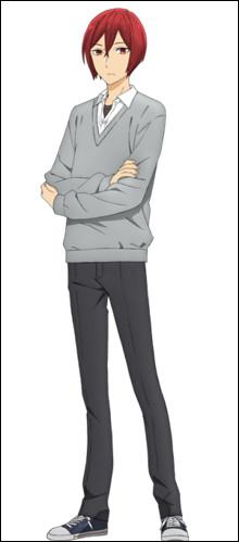 """Dans """"Horimiya"""", nous ne suivons pas toujours les aventures de nos protagonistes. Il arrive de suivre la romance de personnages plus secondaires comme celui-ci. Comment s'appelle-t-il ?"""