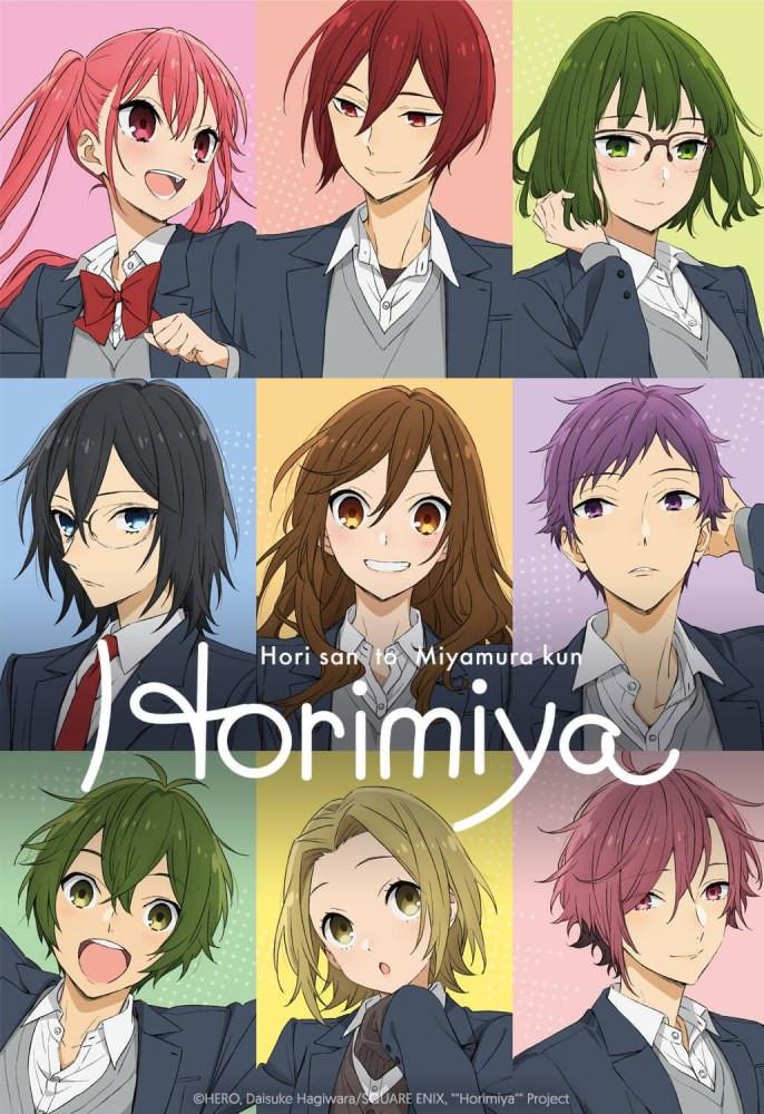Horimiya - Personnages