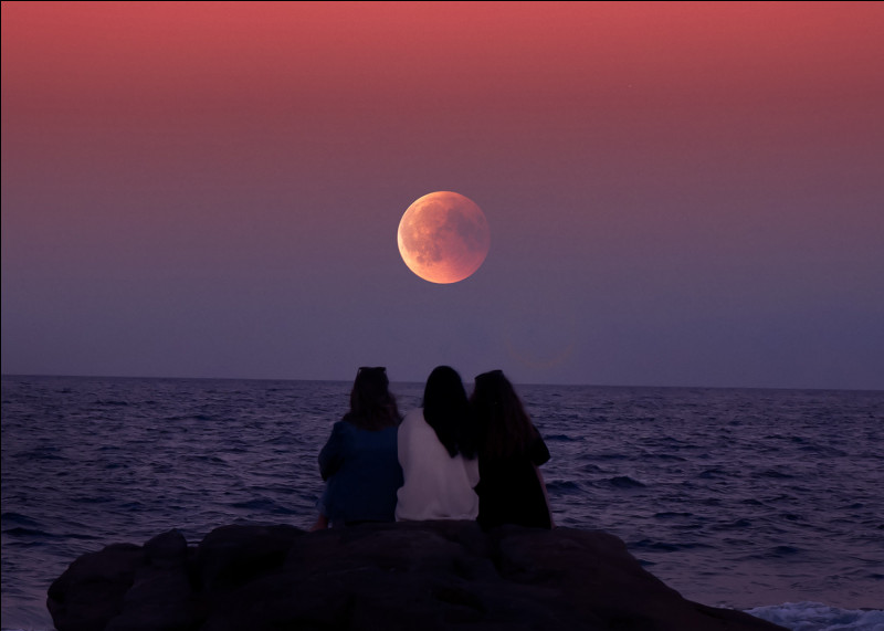 """Quel groupe a composé le titre : """"J'ai demandé à la Lune"""" ?"""