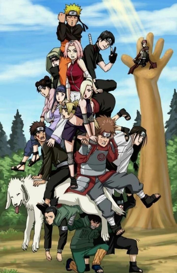 Naruto : les anniversaires