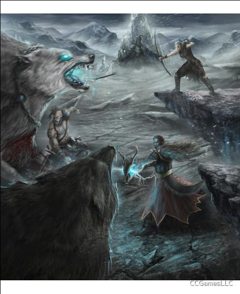 Hati est un managarmr. Mais que signifie son nom en Vieux Norrois ?