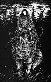 Lors des funérailles de quel dieu Hyrrokkin aida-t-elle les Æsir ?