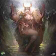 Bestla donna naissance au dieu des dieux, mais avec qui ?