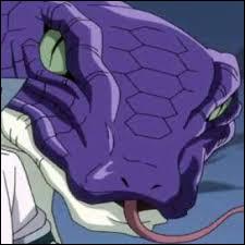 Comment s'appelle le serpent de Cobra ?