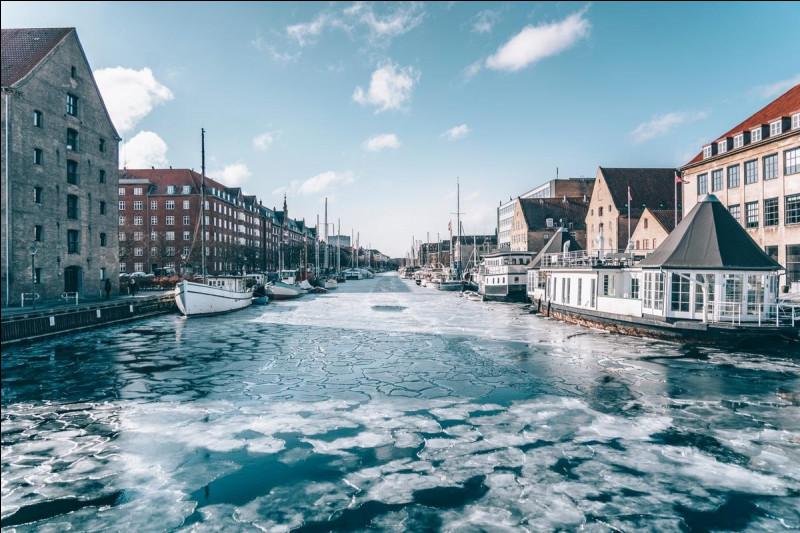 La capitale de la Danemark est...