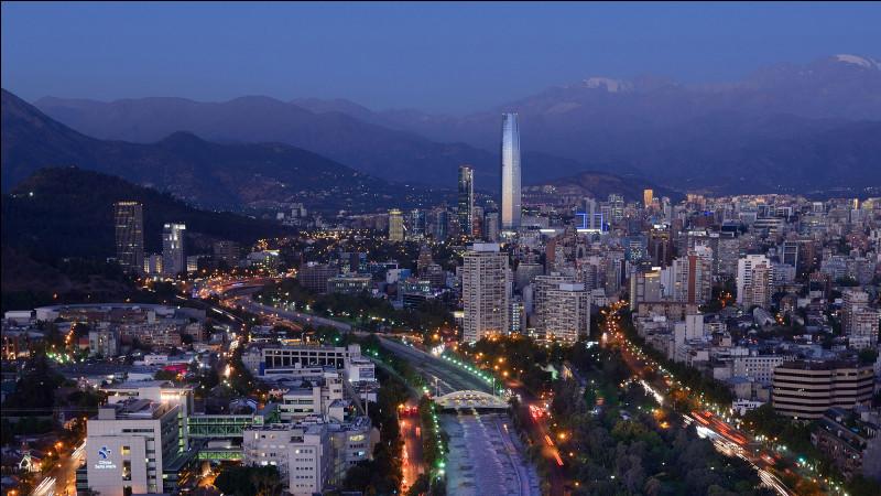 La capitale du Chili est...