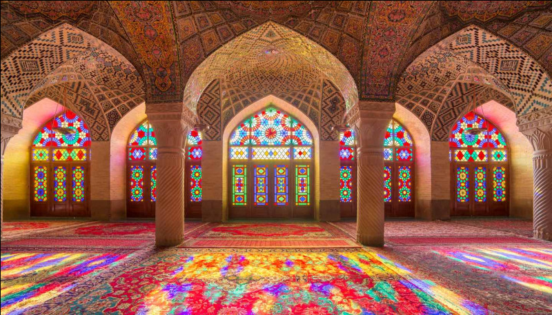 La capitale de l'Iran est...