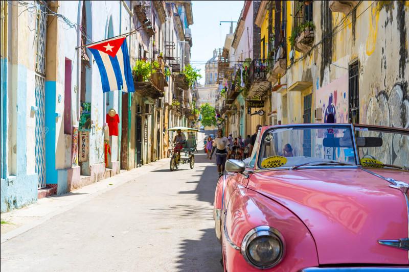 La capitale de Cuba est...