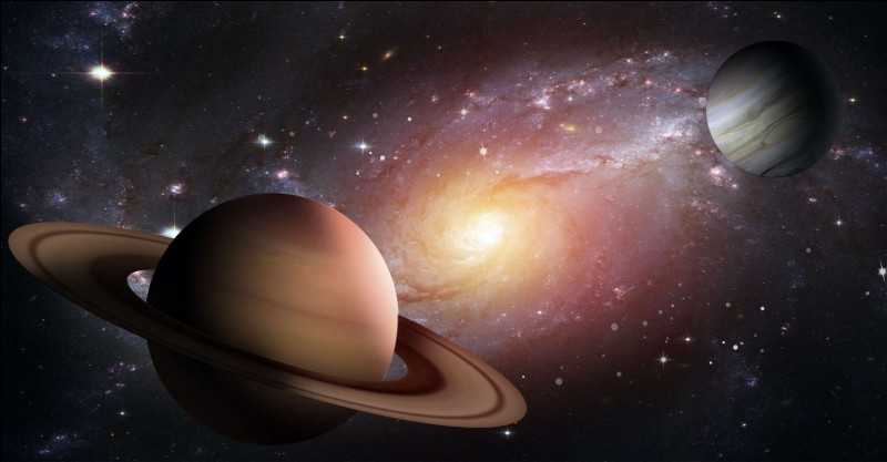 Je suis une planète très connue pour les anneaux qui m'entourent. Je possède 82 satellites naturels dont Encelade et Titan.Quel est mon nom ?