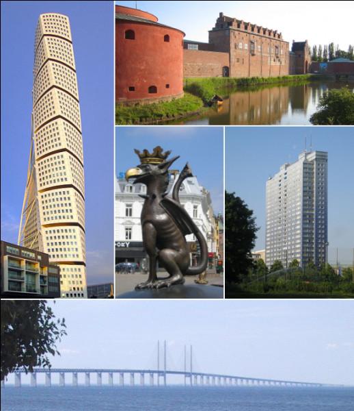 De quel pays Malmö est-elle la 3e plus grande ville ?
