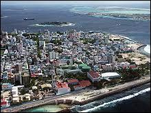 De quel pays la ville de Malé est-elle la capitale ?
