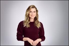 Où Meredith est-elle partie pendant un an après la mort de Derek ?