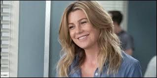 En quoi veut se spécialiser Meredith Grey ?