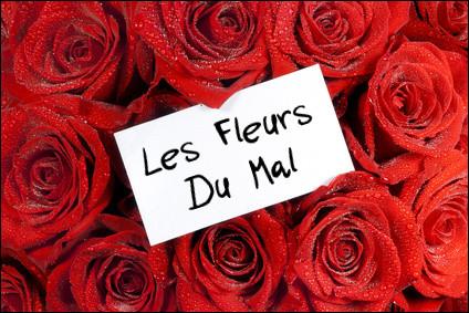 """Qui a écrit """"Les Fleurs du mal"""" ?"""